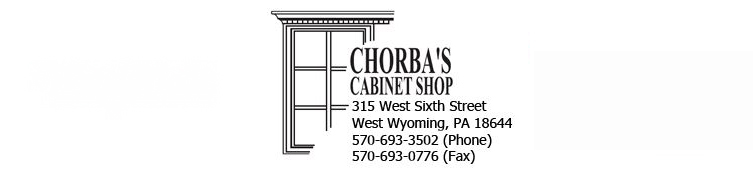 Chorba's Cabinet Shop